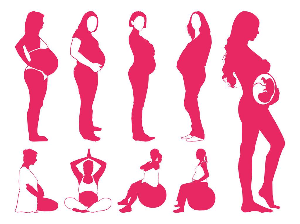 فوائد ممارسة الرياضية للحامل