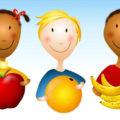 فوائد التغذية الصحية للأطفال