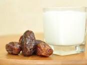 فوائد التمر والحليب