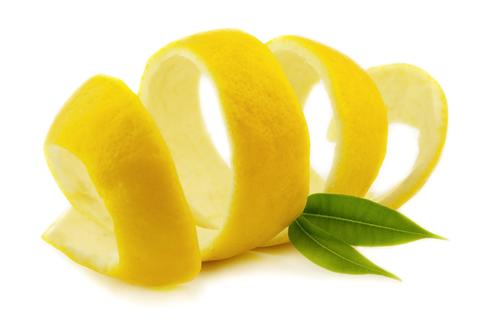 فوائد قشر الليمون